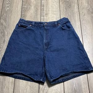 Vintage Levi's 951 Relaxed Fit Blue Jean Shorts